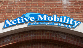 Active Mobility Signage